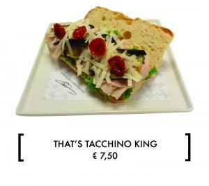 TACCHINO KING