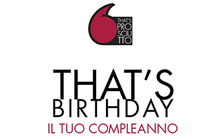 La tua festa di compleanno