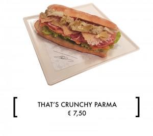 CRUNCHY PARMA