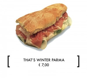 THAT'S WINTER PARMA