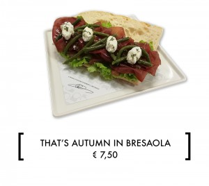 AUTUMN IN BRESAOLA